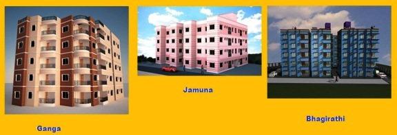 Ganga Jamuna Bhagirathi